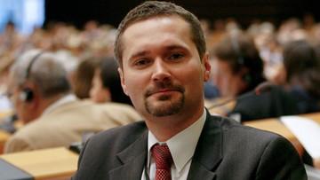 Europoseł Jarosław Wałęsa zawiesił członkostwo w PO