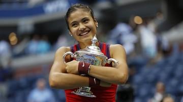 Strój zwyciężczyni US Open w tenisowej Galerii Sław