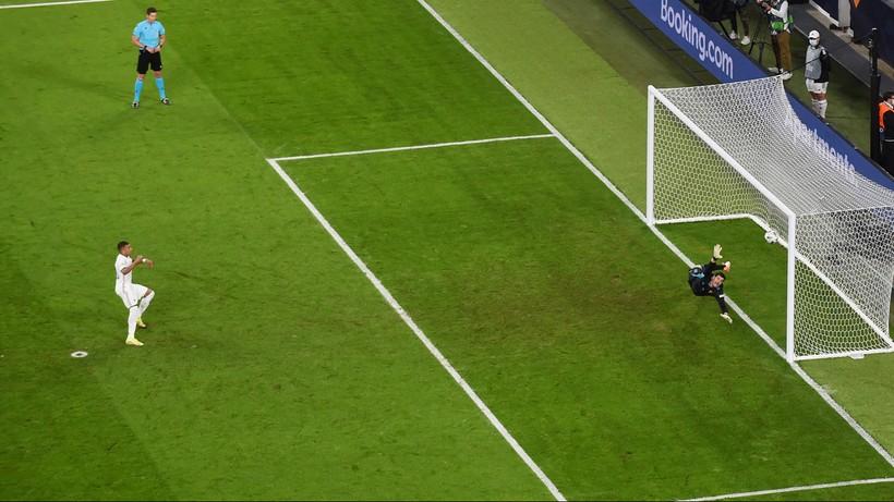 Liga Narodów: Belgia - Francja. Skrót meczu