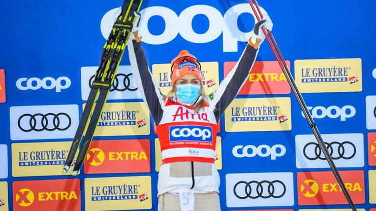 Bjoergen wznowi karierę? Prosi ją o to czołowa norweska biegaczka!