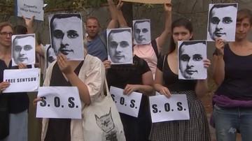 Głodujący w Rosji ukraiński reżyser Ołeh Sencow napisał testament