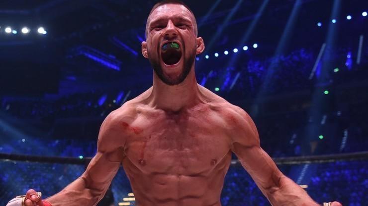 Mateusz Gamrot: Do debiutu w UFC przygotowywałem się przez 20 lat