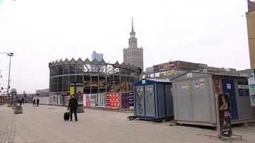 Rotunda w rozbiórce. Zniknie na dwa lata