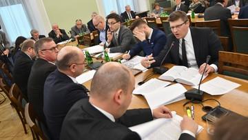 """Komisje poparły bez poprawek nowelizację ustawy o IPN. """"Strach i lęk ma być konsekwencją tego ustawodawstwa"""""""