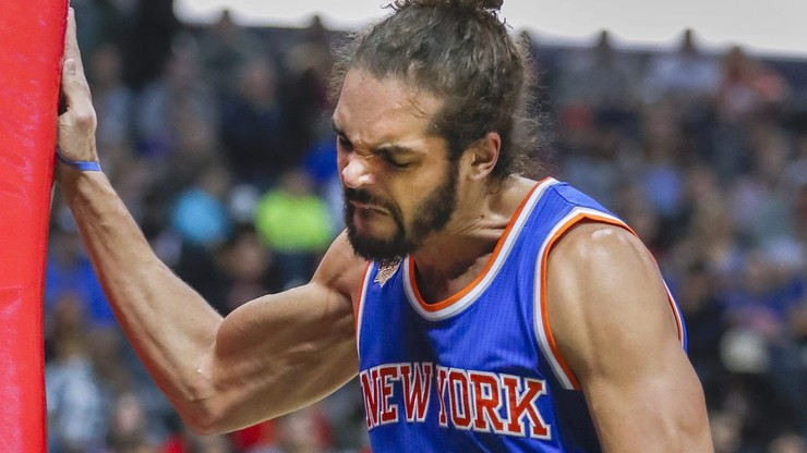 NBA: Noah rozstał się z New York Knicks