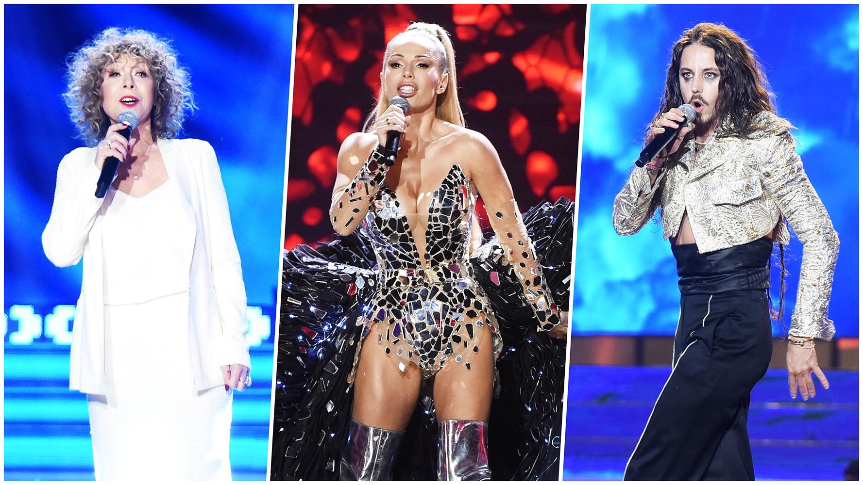 """Występy muzycznych gwiazd w finale """"Dancing with the Stars"""""""
