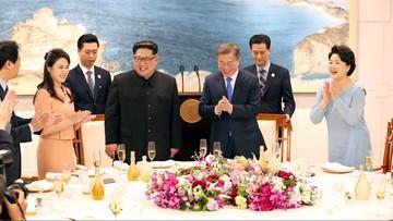 Historyczne spotkanie przywódców obu Korei. Chcą by region był wolny od broni nuklearnej