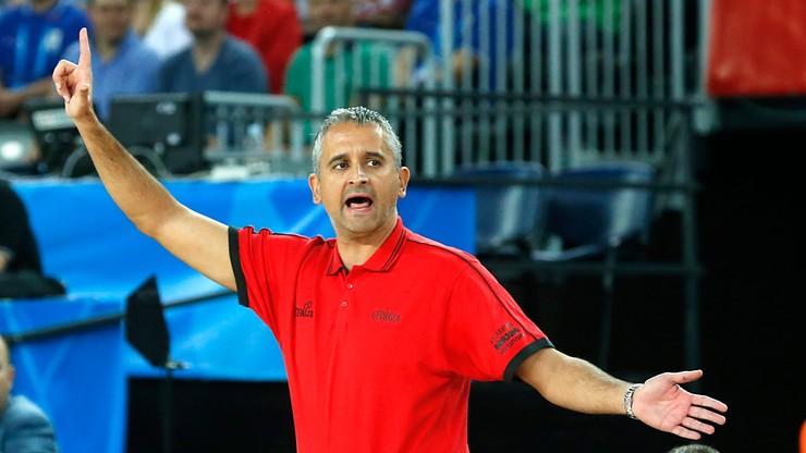 Znany trener NBA szkoleniowcem reprezentacji Serbii