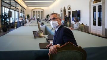 Szef NATO o Łukaszence: trudno uwierzyć, by zrobił coś takiego bez Rosji