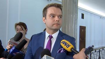 Bochenek: podczas przemówienia Trumpa padły kluczowe słowa, na które wszyscy czekali