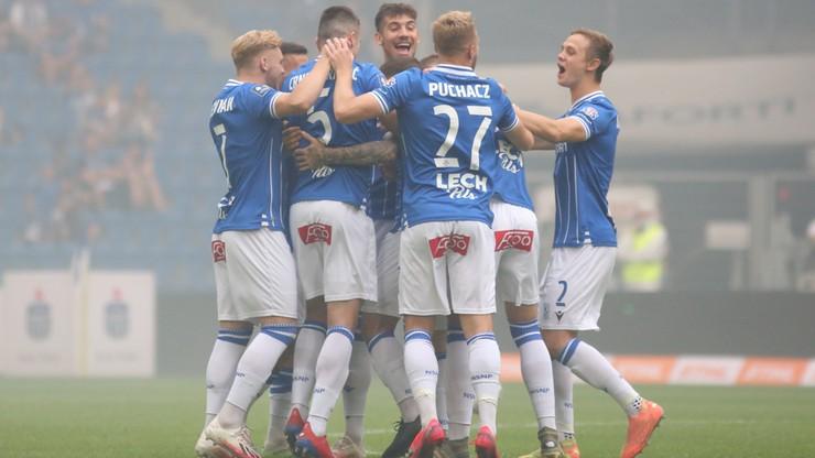 Fortuna Puchar Polski: Odra Opole - Lech Poznań. Transmisja w Polsacie Sport