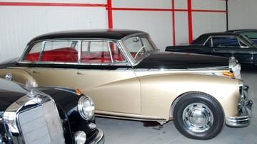 Mieli odnawiać zabytkowe samochody, oszukali klientów na 3,5 mln zł