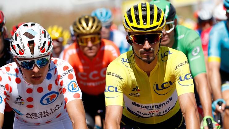 Tour de France: Zwycięstwo Alaphilippe'a powodem... kontuzji żony Stybara