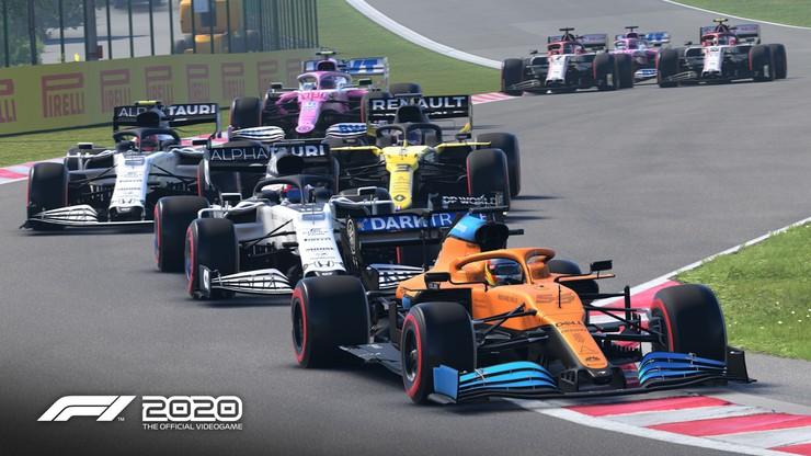 F1 2020: Były kierowca Mercedesa zwyciężył w wirtualnym GP Węgier