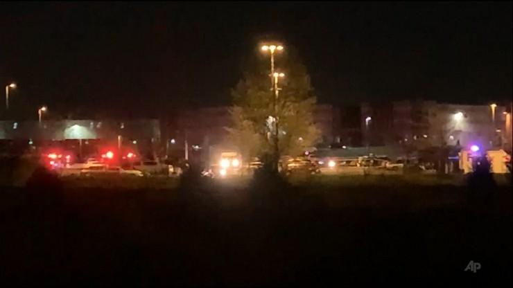 USA. Strzelanina w placówce FedEx w Indianapolis. Nie żyje 8 osób