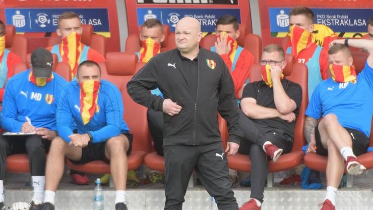Maciej Bartoszek bliski przedłużenia kontraktu z Koroną Kielce