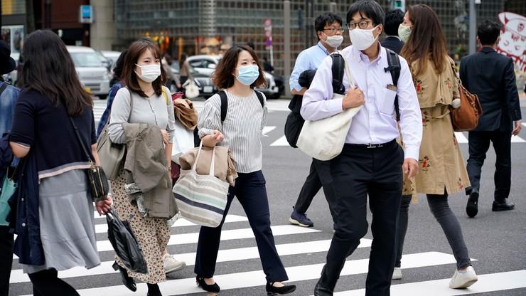 Eksperci: w Japonii trzecia fala koronawirusa