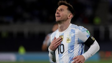 El. MŚ 2022: Hat-trick i rekord goli Lionela Messiego
