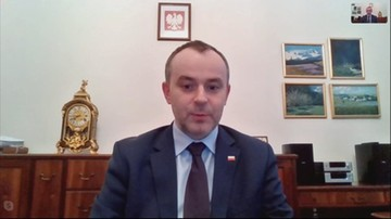 Wiceszef kancelarii prezydenta zakażony koronawirusem. Pozostaje w izolacji