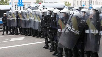 Białystok: kolejne osoby zidentyfikowane przez policję po Marszu Równości