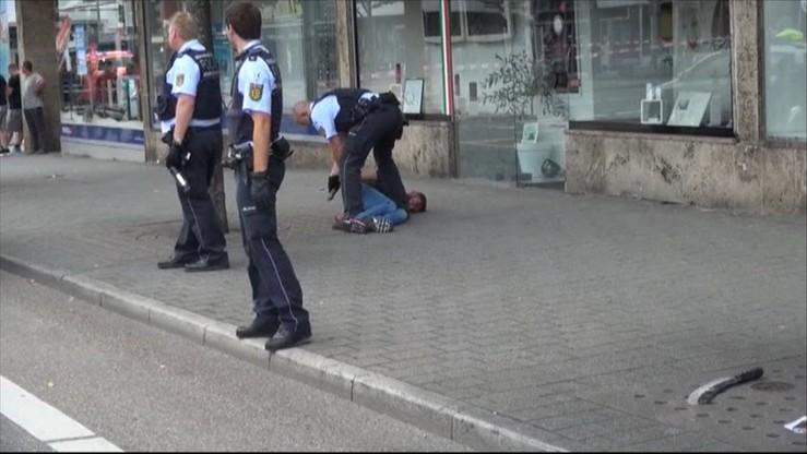 Niemcy: uchodźca maczetą zabił kobietę w ciąży. Ofiara Polką?
