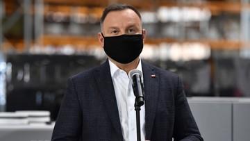 Spychalski: prezydent zaszczepiłby się preparatem AstryZeneki
