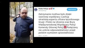 Zatrzymano Gruzina podejrzanego o zabójstwo Pauliny D. Wpadł na Ukrainie