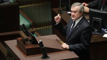 Gliński: kampania Polskiej Fundacji Narodowej powstała na prośbę rządu