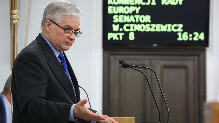 Sprawa wypadku Cimoszewicza. Prokuratura wciąż szuka świadków