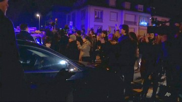 Mieszkańcy Strasburga nagrodzili oklaskami policjantów za zabicie zamachowca