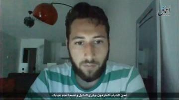 Dżihadysta, który zabił księdza, wcześniej pracował na lotnisku