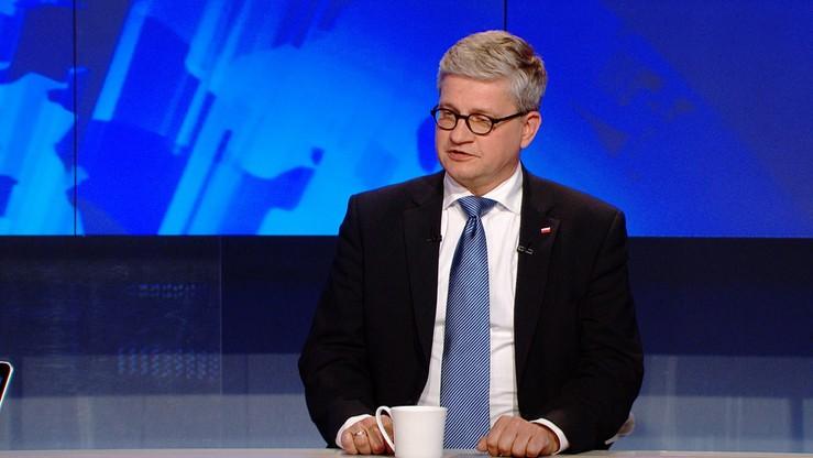 Soloch: nowelizacja ustaw o SN i KRS była konsultowana z prezydentem