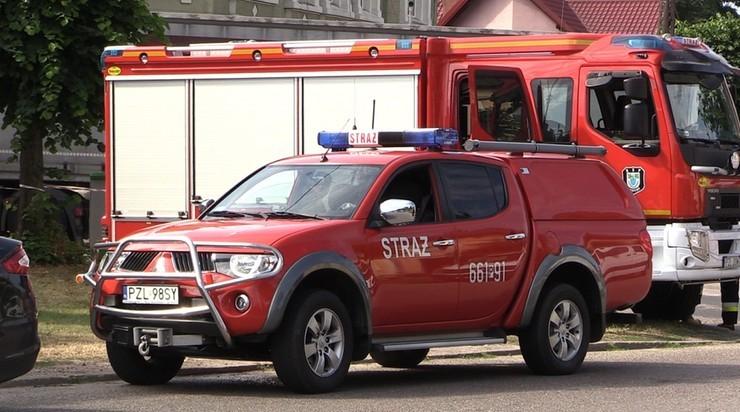 Wypadek w krakowskiej hucie. Jedna osoba nie żyje, druga trafiła do szpitala