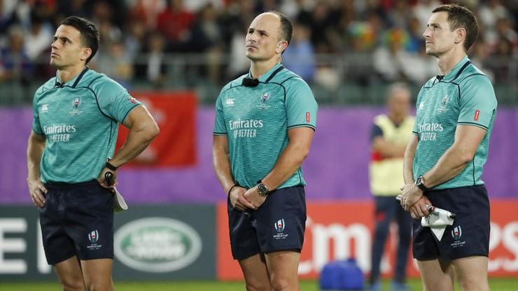 PŚ w rugby: Kontrowersje wokół sędziego z RPA. Kara za... zdjęcie