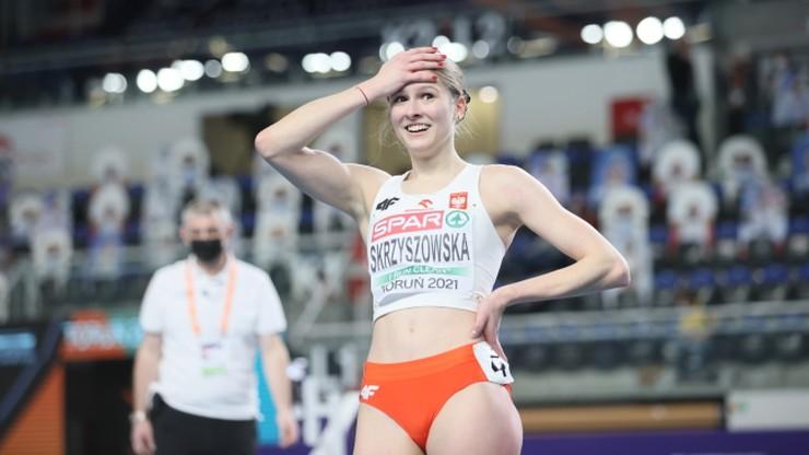 HME Toruń 2021: Pia Skrzyszowska piąta w finale biegu na 60 m ppł