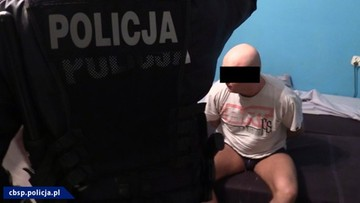 Policja rozbiła narkotykowy gang pseudokibiców z Zabrza. Znalazła maczety, pałki teleskopowe i pistolet hukowy