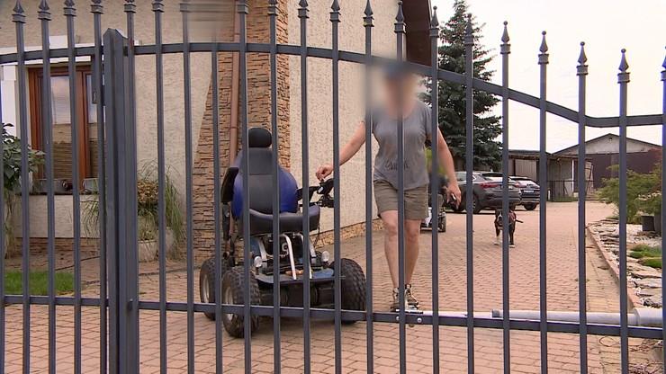 """Głogów. Wioletta W. nie zapłaciła niepełnosprawnemu za wózek. """"Ukradła mi nogi"""""""