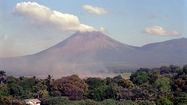 Ostrzeżenie przed eksplozją wulkanu w Nikaragui. Wzrosły wstrząsy sejsmiczne