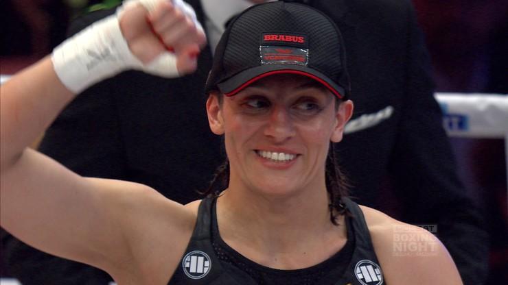 Polsat Boxing Night 10: Pewne zwycięstwo Ewy Piątkowskiej