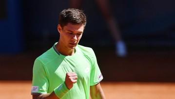 ATP w Pradze: Majchrzak - Ferreira Silva. Relacja na żywo