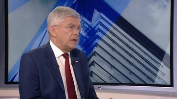 Karczewski: bojkot Zgromadzenia Narodowego to brak szacunku dla Polaków