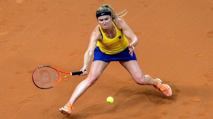 Turniej WTA w Strasburgu: Zwycięstwo Jeliny Switoliny