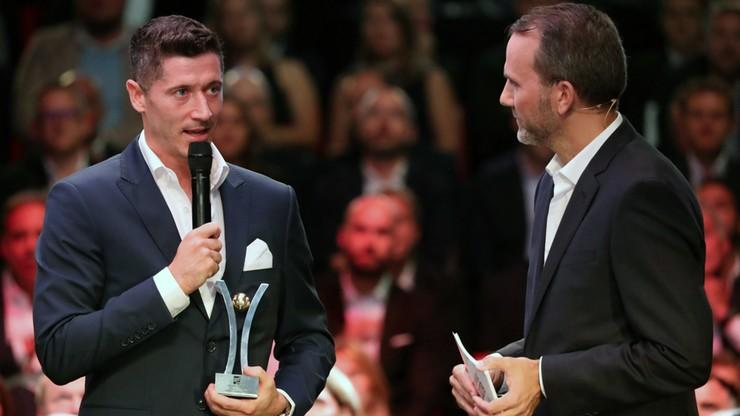 Lewandowski pobił Kloppa i Eisenbichlera! Otrzymał prestiżową niemiecką nagrodę