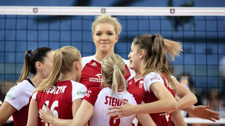 Sukces polskich siatkarek. Portugalia pokonana 3:0
