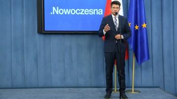 Petru: niech PiS zapewni, że nie chce referendum w Polsce