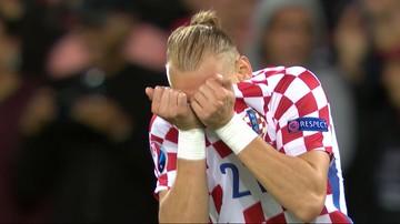 Chorwacja - Portugalia: Vida o włos od gola! (WIDEO)