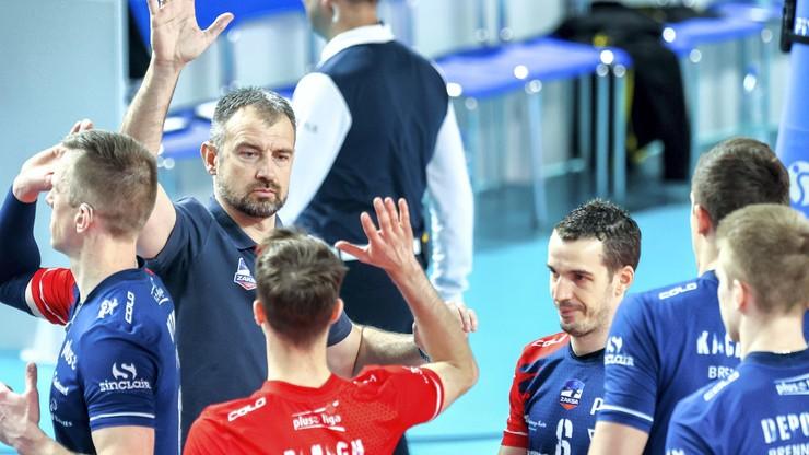 PlusLiga: Bez tie-breaka! Grupa Azoty ZAKSA pokonała GKS Katowice w czterech setach