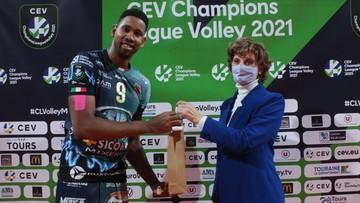 Liga Mistrzów siatkarzy: Zwycięstwa drużyn Bartosza Bednorza i Wilfredo Leona