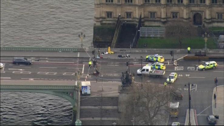 Zamachowiec z Londynu działał sam