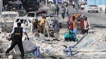 Samobójczy zamach na hotel w Mogadiszu. Nie żyje 13 osób